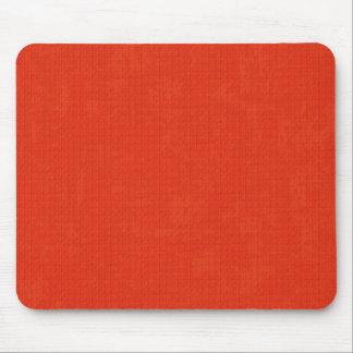 paper073 PAPER RED STRAWBERRY CHERRY RED TEXTURED Mouse Pad
