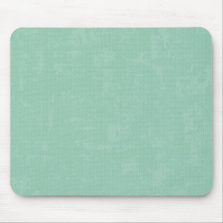 paper073 SEAFOAM LIGHT GREEN BACKGROUND WALLPAPER Mouse Pad