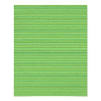 paper107 THIN GREEN GRASS STRIPES PATTERN LUSH BAC Flyer