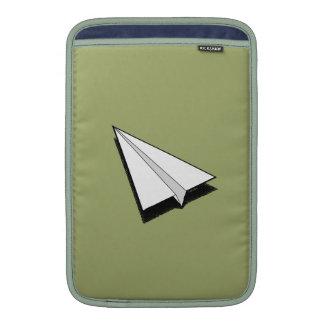 Paper Airplane 1 MacBook Air Sleeve