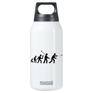 Paper Airplane Enthusiast Insulated Water Bottle