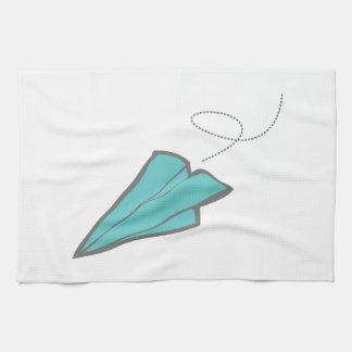 Paper Airplane Towel