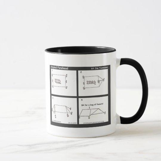 Paper Airplane Mug