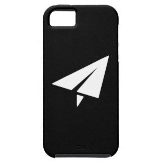 Paper Airplane Pictogram iPhone 5 Case