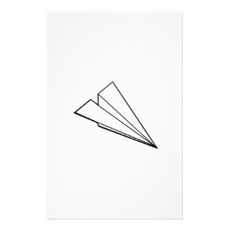Paper Airplane Stationery