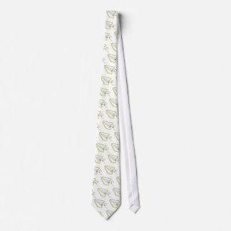 Paper Airplane Tie