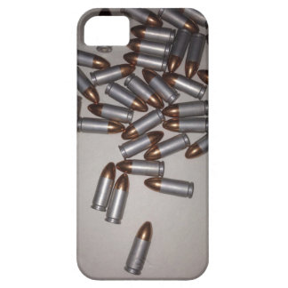Paper and Rounds iPhone 5 Cover