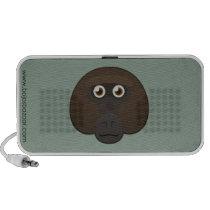 Paper Baboon Doodle Speaker