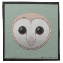 Paper Barn Owl Napkins (4x)