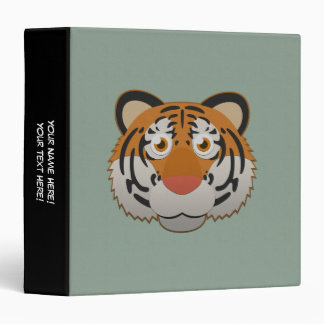 Paper Bengal Tiger Binder