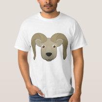 Paper Bighorn Ram T-Shirt