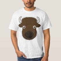 Paper Bison T-Shirt