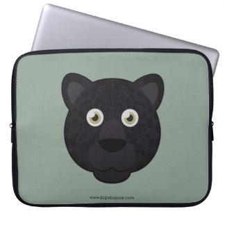 Paper Black Panther Laptop Computer Sleeves