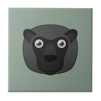 Paper Black Sheep Tile