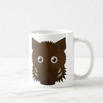 Paper Boar Mug
