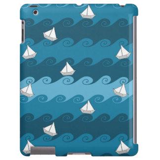 Paper Boats Pattern