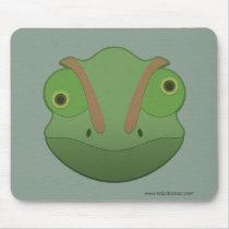 Paper Chameleon Basic Mousepad