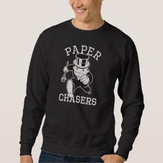 Paper Chasers Crewneck *Monoply Man* Sweatshirt