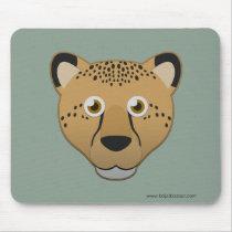 Paper Cheetah Basic Mousepad