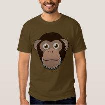 Paper Chimpanzee T-Shirt