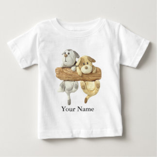 Paper Clay Character Products Baby T-Shirt