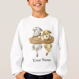 Paper Clay Character Products Sweatshirt