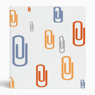 Paper Clips Avery Binder
