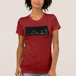 paper clips yoga T-Shirt
