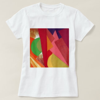 Paper Collage T-Shirt