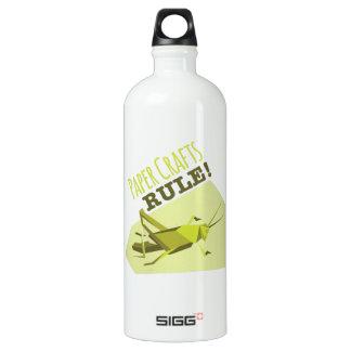 Paper Crafts Rule SIGG Traveler 1.0L Water Bottle