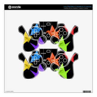 Paper cranes skins for PS3 controllers