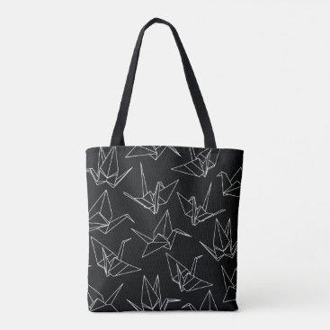 origamiprints Paper Cranes Tote Bag