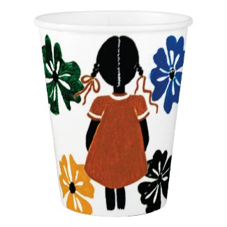 Paper Cups by Rose Hill for M&R Trading Co.