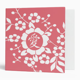 Paper Cut Flowers • Lovely Pink Binders