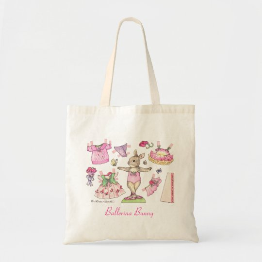 Paper Doll Tote