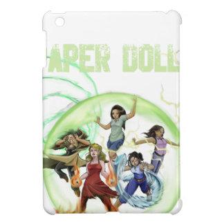 Paper Dolls Swag iPad Mini Cases
