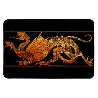 Paper Dragon Flexible Magnet