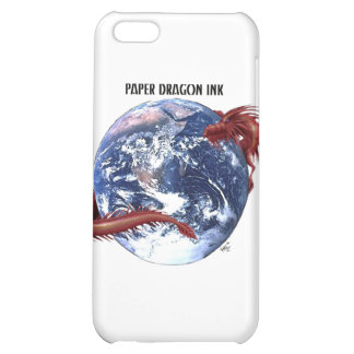 Paper Dragon Ink Gear Cover For iPhone 5C