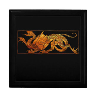Paper Dragon Jewelry Boxes