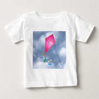 Paper dragon kite baby T-Shirt