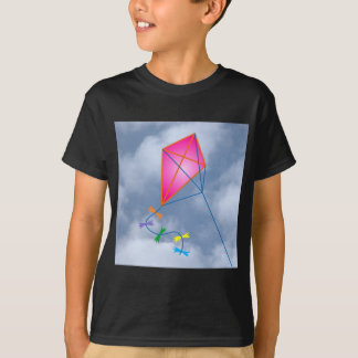 Paper dragon kite T-Shirt
