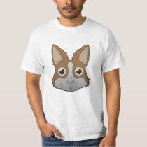 Paper Dutch Bunny T-Shirt