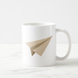 Paper flier PAPER flat Classic White Coffee Mug