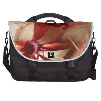 Paper Flower by Robert E Meisinger 2014 Laptop Bag