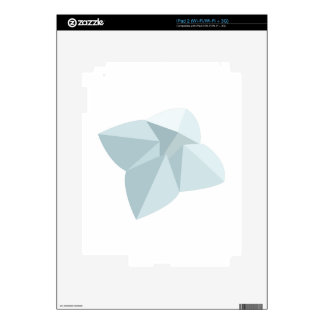 Paper Fortune Teller iPad 2 Decals