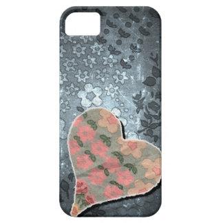 paper heart iPhone 5 case