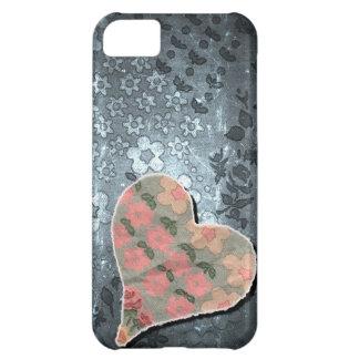 paper heart iPhone 5C cases