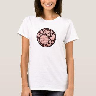 Paper Hearts : I love you I love you Valentine T-Shirt