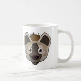 Paper Hyena Coffee Mug