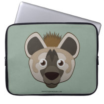 Paper Hyena Laptop Sleeve